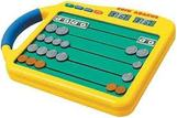 Picture of coin abacus.