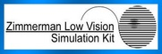 Zimmerman Low Vision Simulation Kit