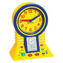 Picture of electronic learning clock.