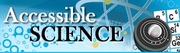 Accessible Science logo