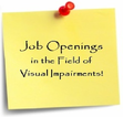Job Posting on Post-It Note