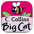 Big Cat in the Garden Story Creator app