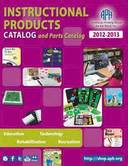 Picture of an APH catalog.