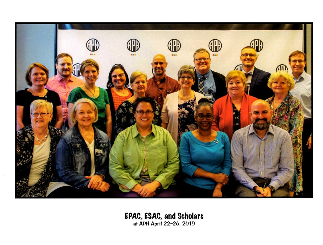 APH EPAC, ESAC, and Scholars Spring 2019