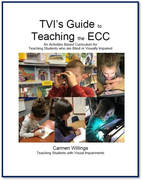Cover of TVI's Guide to Teaching the ECC
