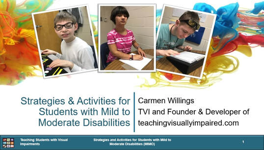 Cover of Strategies and Activities for Students with Mild to Moderate Disabilities with pictures of 3 students