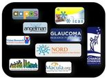 logos of various support networks
