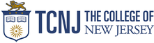The College of NJ logo